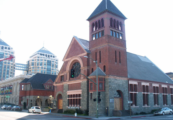 First Unitarian Church of Oakland